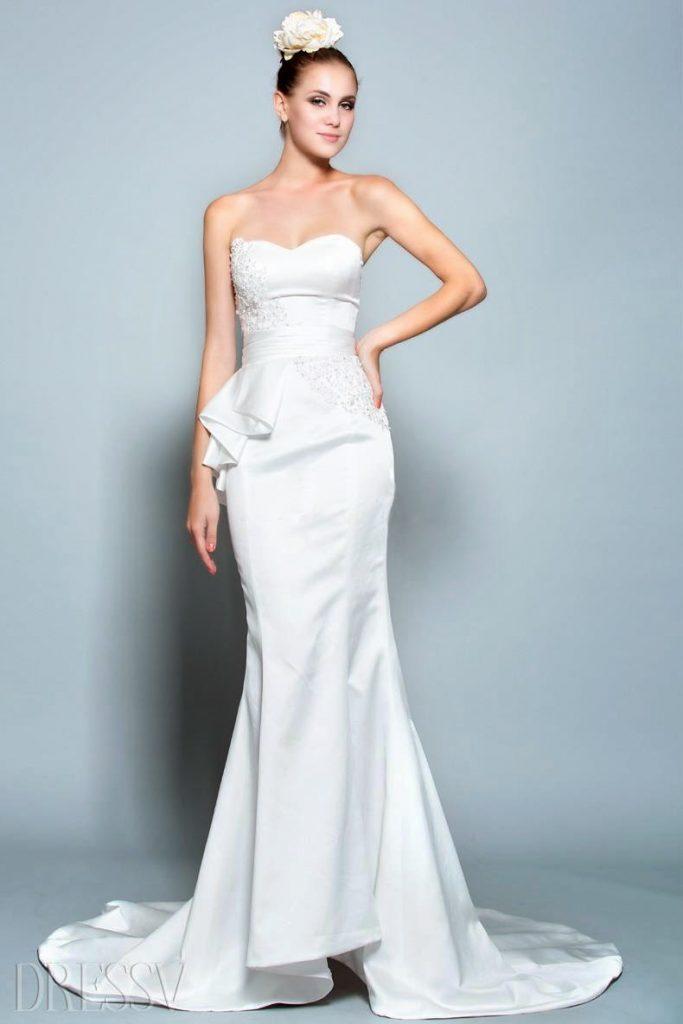A bride like a Mermaid... - Ef Zin Creations