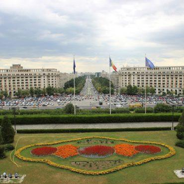 Βόλτα στο Βουκουρέστι – Ρουμανία!