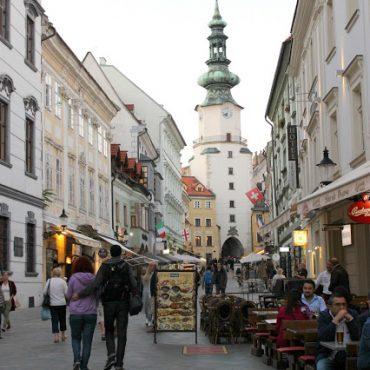 Μπρατισλάβα…Πόλη να επισκεφτείς
