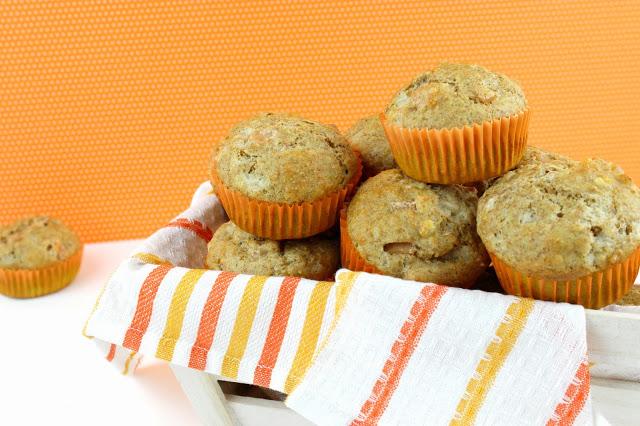 Turkey and Cheddar cheece muffins recipe