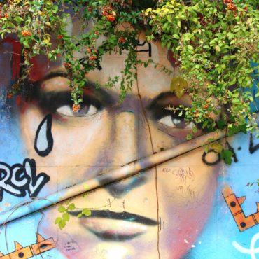 Kallidromiou street Exarchia Athens