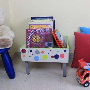 DIY Από Συρτάρι σε Ραφάκι για Βιβλία