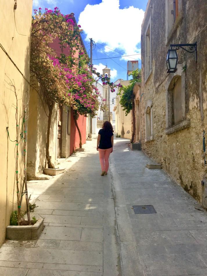 travel to Archanes Crete Greece